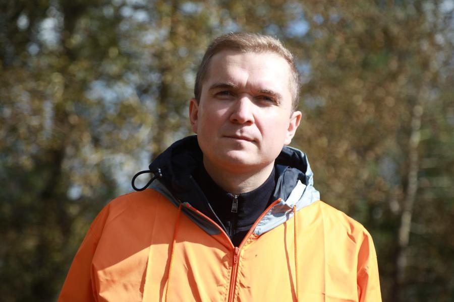 <p>Михаил Хардиков, руководитель энергетического бизнеса En+ Group.<br /> Фото: А. Фёдоров</p>