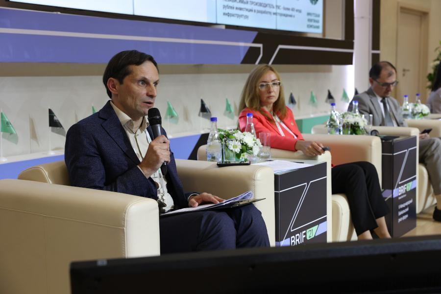 <p>Сергей Евчик,директор по внутренней информационной политике и коммуникациям АО «ИНК-Капитал».</p>