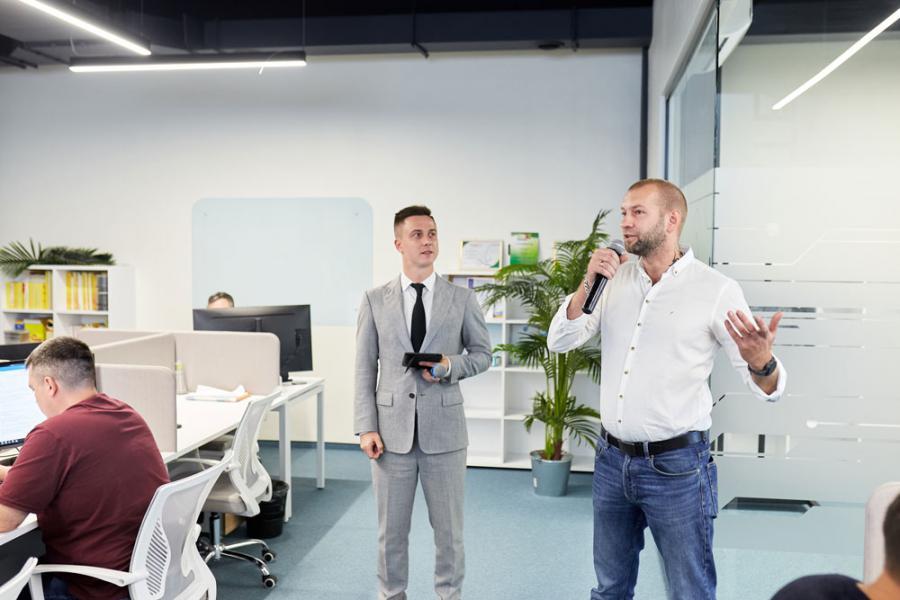 <p>Директор по IT Константин Хлебас.<br /> Фото предоставлено пресс-службой компании.</p>
